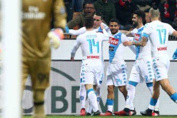 Analisi Tattica Milan - Napoli 1-2 - Serie A 2016/17