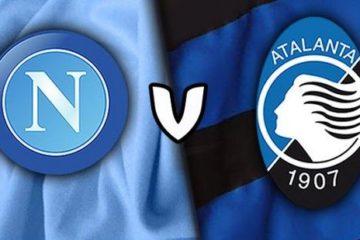 Napoli-Atalanta, 33° giornata di Serie A