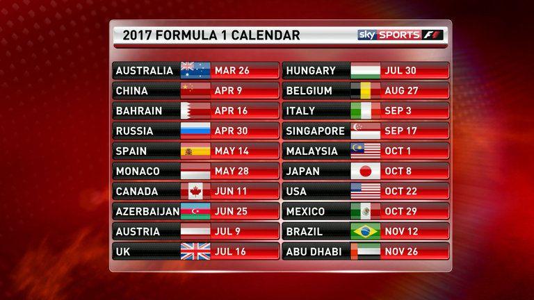 Calendario Motogp 2018 Tv8.Formula 1 2018 Calendario Gp F1 Diretta Tv In Chiaro E Sky