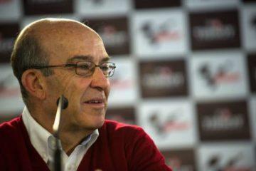 Carmelo Ezpeleta, CEO della Dorna (foto da: derapate.allaguida.it)