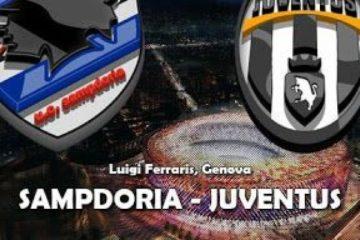 Sampdoria Juventus Pronostico