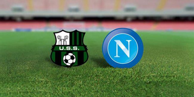 Sassuolo-Napoli, 25° giornata Serie A 03-03-2021.