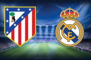 Atletico Madrid-Real Madrid, 26° giornata Liga 07-03-2021.