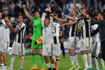 grande Juve in Champions