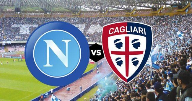 Napoli-Cagliari, 34° giornata Serie A 02-05-2021.