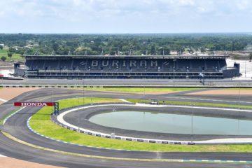 Il Chang International Circuit di Buriram, che ospita il Gran Premio di Thailandia (foto da: buriramtimes.com)