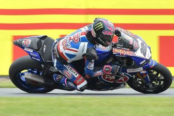 Alex Lowes, Yamaha, 5° in classifica generale dopo sei appuntamenti (foto da: ruoteemotori.com)