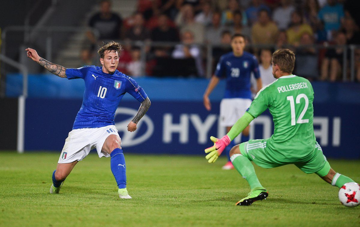 bernardeschi italia under 21