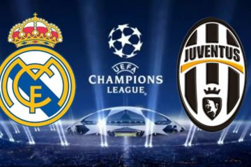 uefa champions league - real madrid - juventus