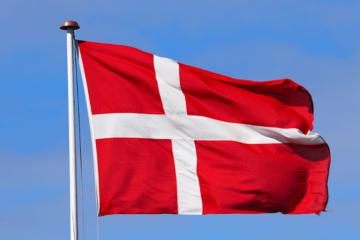 Bandiera della Danimarca (foto da: denmarkflag.facts.co)