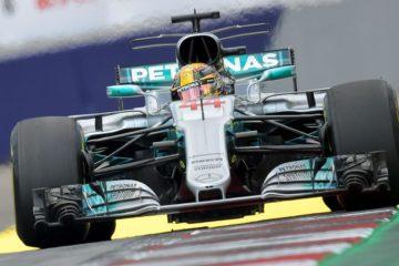 Di fronte ai suoi tifosi, Lewis Hamilton sarà chiamato ad un grande weekend (foto da: rp-online.de)