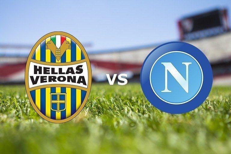 Verona-Napoli, 19° giornata Serie A 24-01-2021
