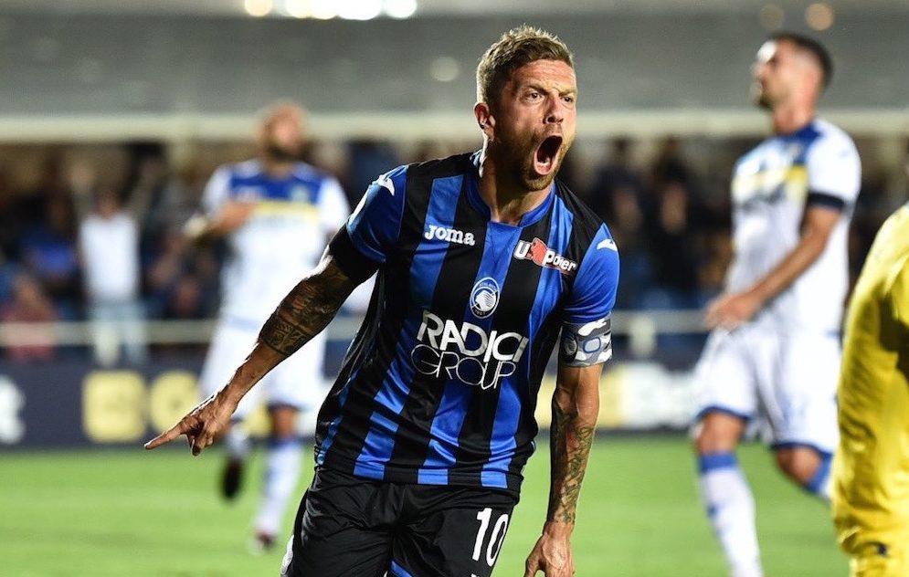 Atalanta-Parma, Gomez