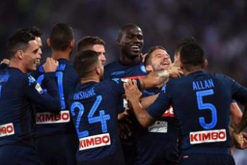 Lazio-Napoli 1 a 4