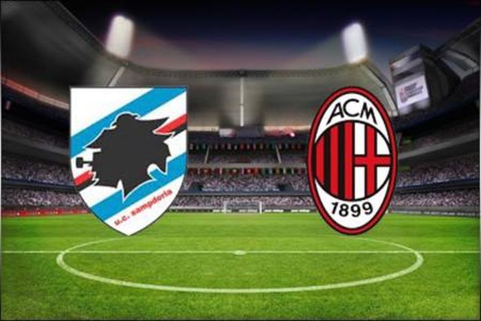 Sampdoria-Milan