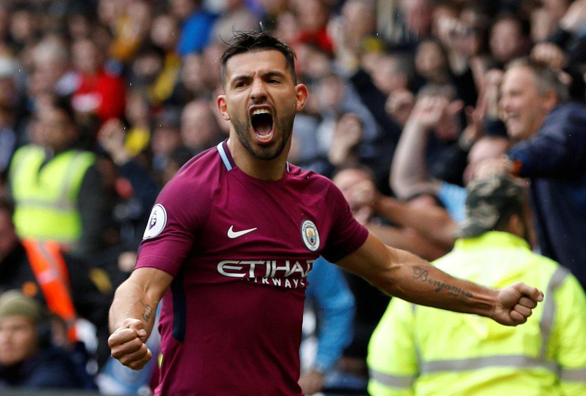 aguero manchester city premier league