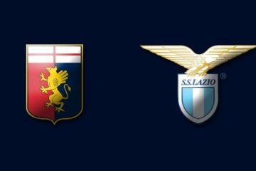 Genoa-Lazio, 25esima giornata di Serie A