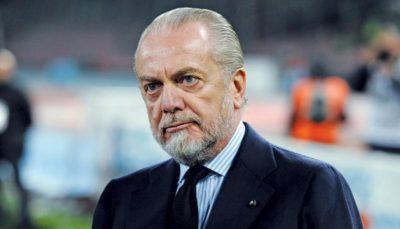 Napoli. i giocatori ricusano l'arbitro scelto da De Laurentis