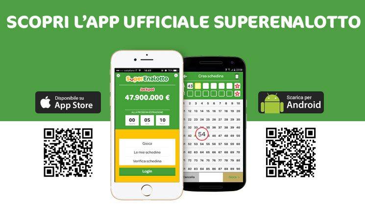 Il Nuovo SuperEnalotto è anche mobile!