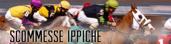 SCOMMESSE IPPICHE ONLINE