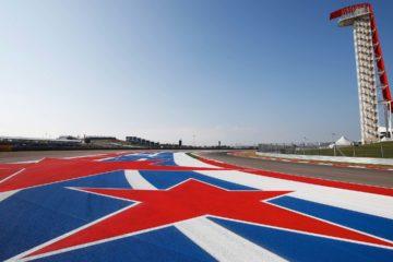 Immagine del circuito di Austin, Texas (foto da: circuitoftheamericas.com)