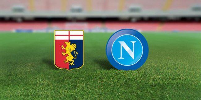 Genoa-Napoli, 21° giornata Serie A 06-02-2021