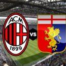 Milan-Genoa dove vederla in TV e diretta Streaming: orario e formazioni 18-4-2021