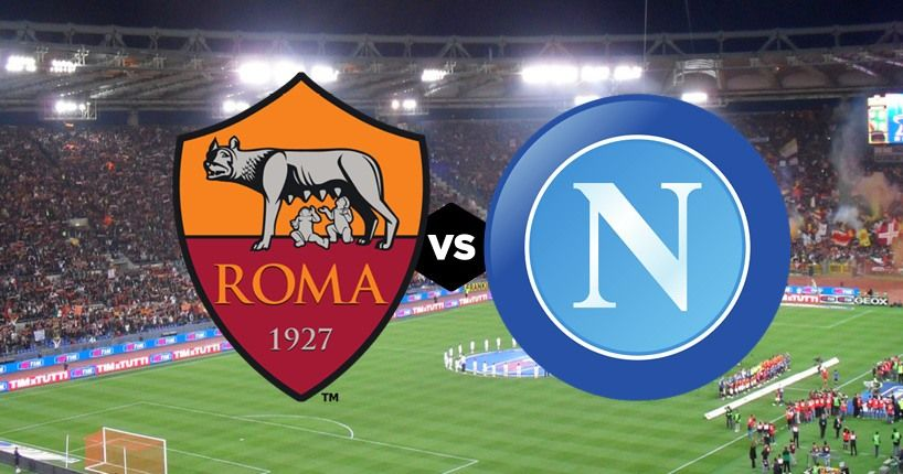 roma-napoli streaming