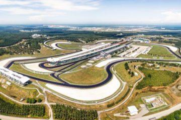 Vista del Sepang International Circuit, Malesia (foto da: twitter.com)