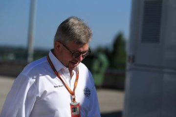 Ross Brawn, Managing director of Motorsport della Formula 1 per Liberty Media (foto da: thecheckeredflag.co.uk)