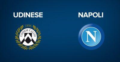 Udinese-Napoli, probabili formazioni