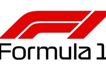 Il nuovo logo della Formula 1 (foto da: twitter.com)