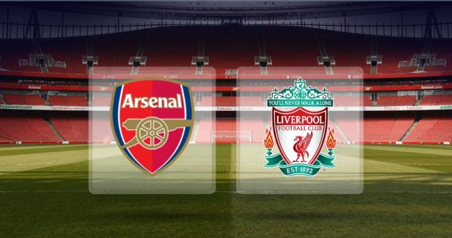 Arsenal-Liverpool Community Shield