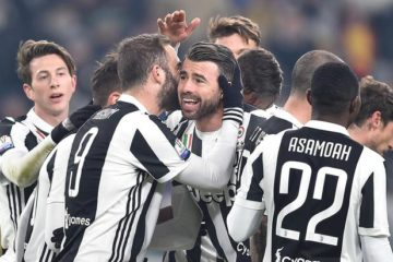 Soccer: Italy Cup; Juventus-Genoa