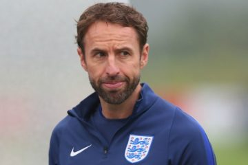 Gareth Southgate, Ct dell'Ingholterra