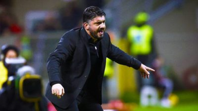 Napoli, Gattuso si presenta