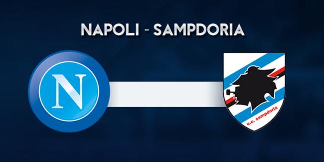 Napoli-Sampdoria, 11° giornata di Serie A