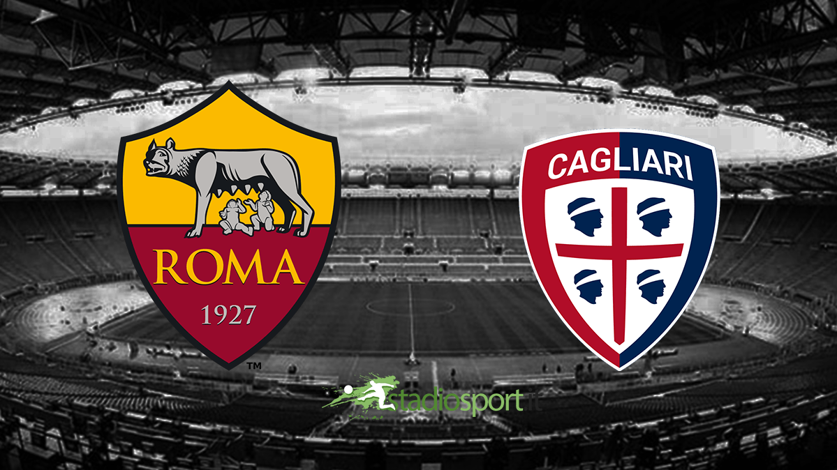 roma-cagliari streaming serie a