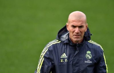 Real Madrid: panchina a rischio per Zinedine Zidane