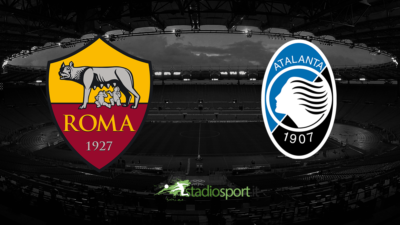 roma-atalanta streaming serie a