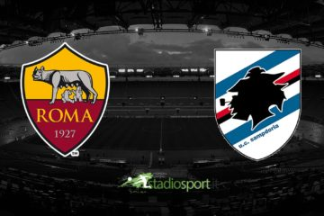 roma-sampdoria streaming serie a