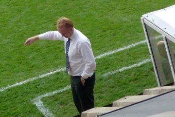 Alex McLeish, nuovo ct della Scozia. immagine tratta da Wikipedia all'indirizzo --> https://commons.wikimedia.org/wiki/File:Alex_McLeish-1.JPG