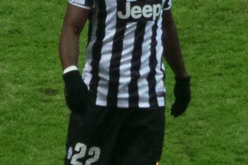 Asamoah, difensore esterno sinistro della Juventus Fonte: Wikipedia