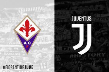 Fiorentina-Juventus, anticipo 14° giornata di Serie A.
