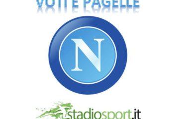 Napoli Voti e Pagelle