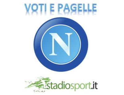 Voti e pagelle Napoli-Brescia