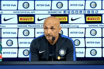 Spalletti conferenza