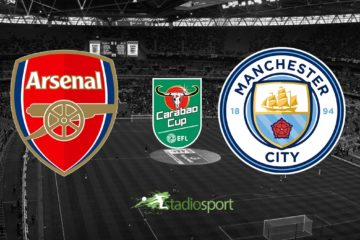 arsenal-manchester city carabao cup streaming