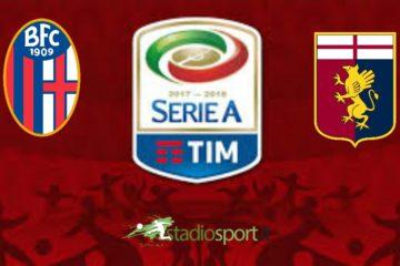 Bologna-Genoa, 24esima giornata di Serie A