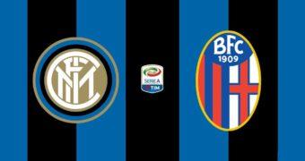 Inter-Bologna, 22° giornata di Serie A